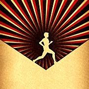 215803 athletics sepia style