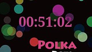 176104 polka dots flow