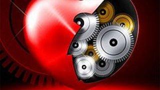 255563 a love heart