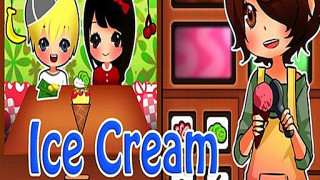 279553 ice cream booth