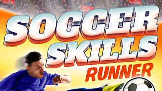 402623 soccer skills runner