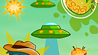 443872 cowboy vs martians