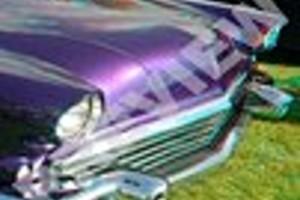 161232 3d purple buick
