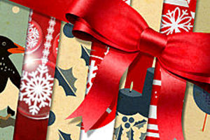 176064 xmas red and blue wallpapers