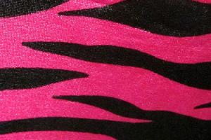 176818 pink and black zebra print sherrie thai