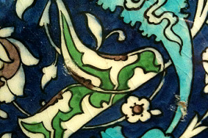 176842 close up of islamic tile jodiepedia