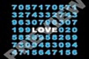 192949 love numbers love wallpapers