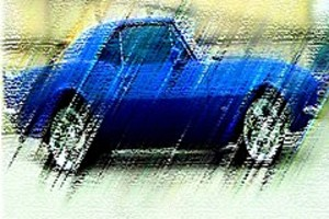 206976 ford mustang sketch