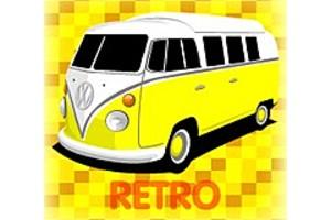206998 retro volkswagen