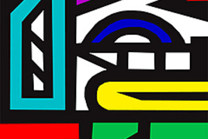 210345 abstract design