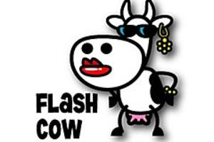 211956 flash cow