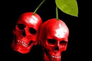 212036 skull cherries