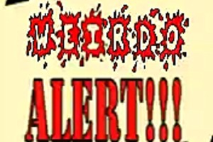221463 weirdo alert