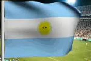 222035 flags argentina