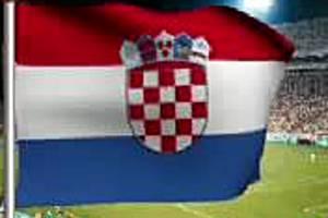 222051 flags croatia