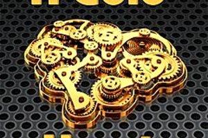 255531 a gold heart