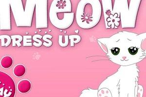 282661 meow dress up