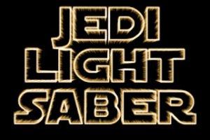 283829 jedi light saber