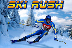 288001 ski rush