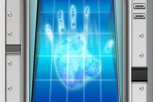288911 fingerprint iq scanner