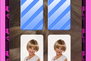 397154 hairstyle memory game