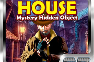 434200 the haunted house mystery hidden object unknown
