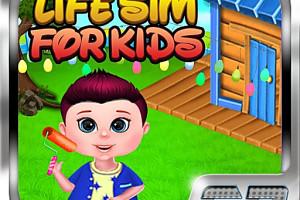436162 life sim for kids