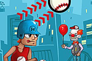 443444 baseball for clowns