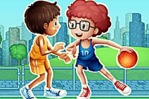 443732 basketball master