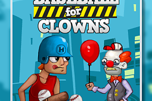 455739 baseball for clowns