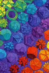 176814 various polyhedra chrstphre campbell