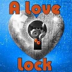 255571 a love lock