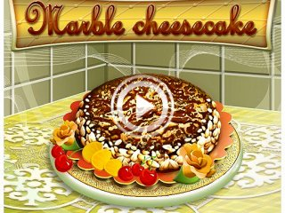 279567 marble cheesecake