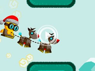 283807 flappy cat christmas