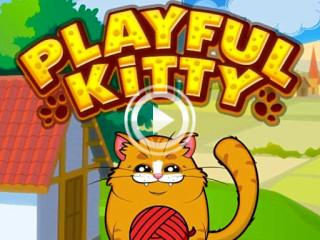 298979 playful kitty