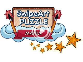 402354 swipe art puzzle