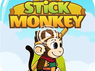 424453 stick monkey