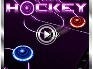 424610 air hockey