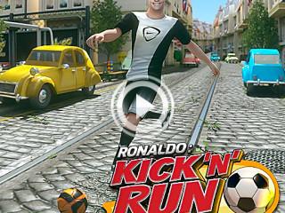 428428 cristiano ronaldo kick n run