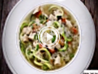 437451 chicken zoodle soup unknown