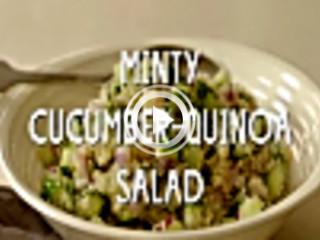 438176 minty cucumber quinoa salad unknown
