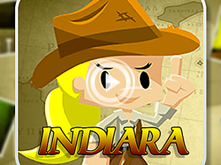 455668 adventures of indiara