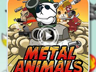 455696 metal animals