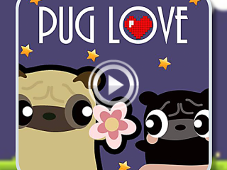 455699 pug love