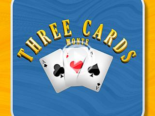 455734 three cards monte