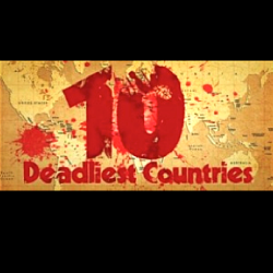 257367 deadliest countries