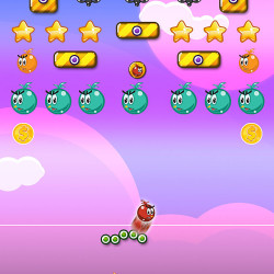 277869 flying bubbles