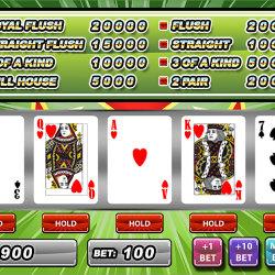 278105 video poker