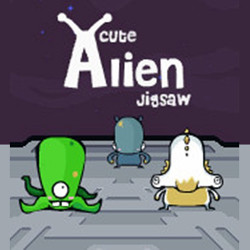 279767 cute alien jigsaw