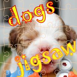 397126 dogs jigsaw